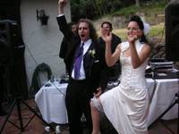 Highlight for album: Buck and Roo Wedding!