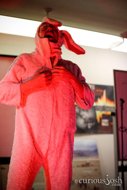 Angstish Bunny!