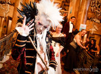 Highlight for album: ~ IN PROGRESS ~ Edwardian Ball, Los Angeles