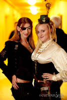 Highlight for album: LACMA Muse's Steampunk Saloon featuring LOJ
