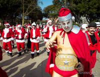 Highlight for album: Santacon 2012