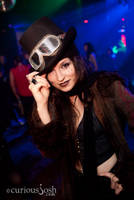 Highlight for album: Steampunk Ball: Malediction Society 5 Year Anniversary
